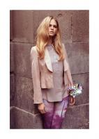 purple pastel spring fashion