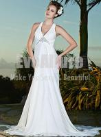 Bridal gowns for beach weddings