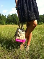 My DIY bag and LBD