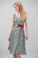 Ethno dress by Kaethe Maerz