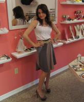 Girly Skirt Style