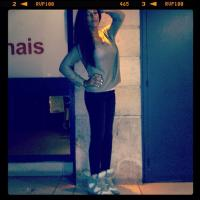 Anissa post to instagram