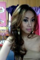 my venus cut gold dress