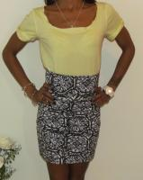 Favorite Skirt in an Amazing Print