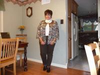 Leopard/ Zebra print jacket