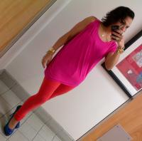 Today's Look: Color Blocking!