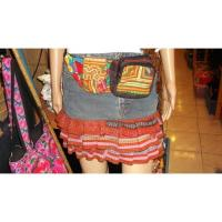 Hill Tribe Mini Skirt