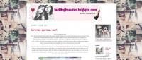 Adorable beauty blog!