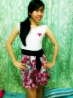 my favorite floral dress