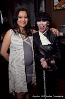 Avni and Marilyn Riseman