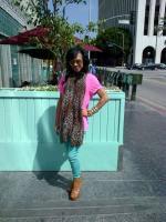 Mint, Pink & Leopard