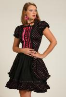 Rockabilly Pokadot Dress
