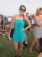 Coachella 2010 - Chic Dress