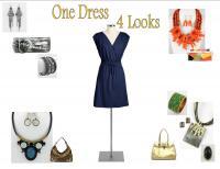 One Dress 4 Looks