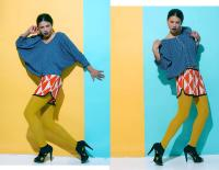 """NEW COLOR ON THE BLOCK EDITORIAL"""