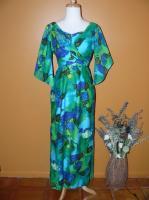 Vintage 60s Pake Muu Hawaiian Casuals dress  1960s