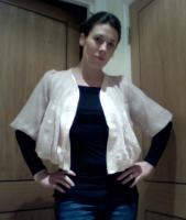 Darling Shrug Jacket in Pink - i'm not convinced...thoughts?