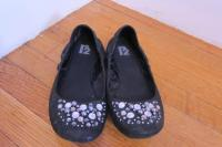 cute sparkly flats