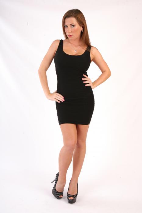 My favorite little black dress