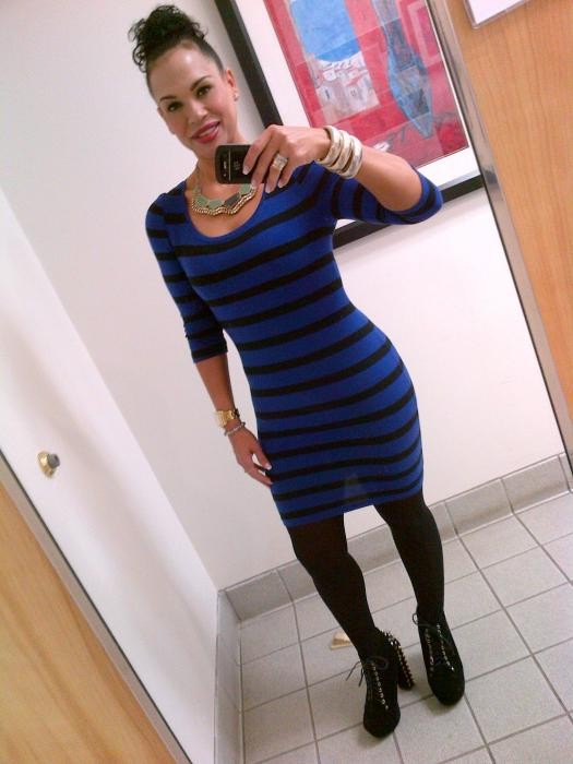 Today's Look: The Bobycon Dress!