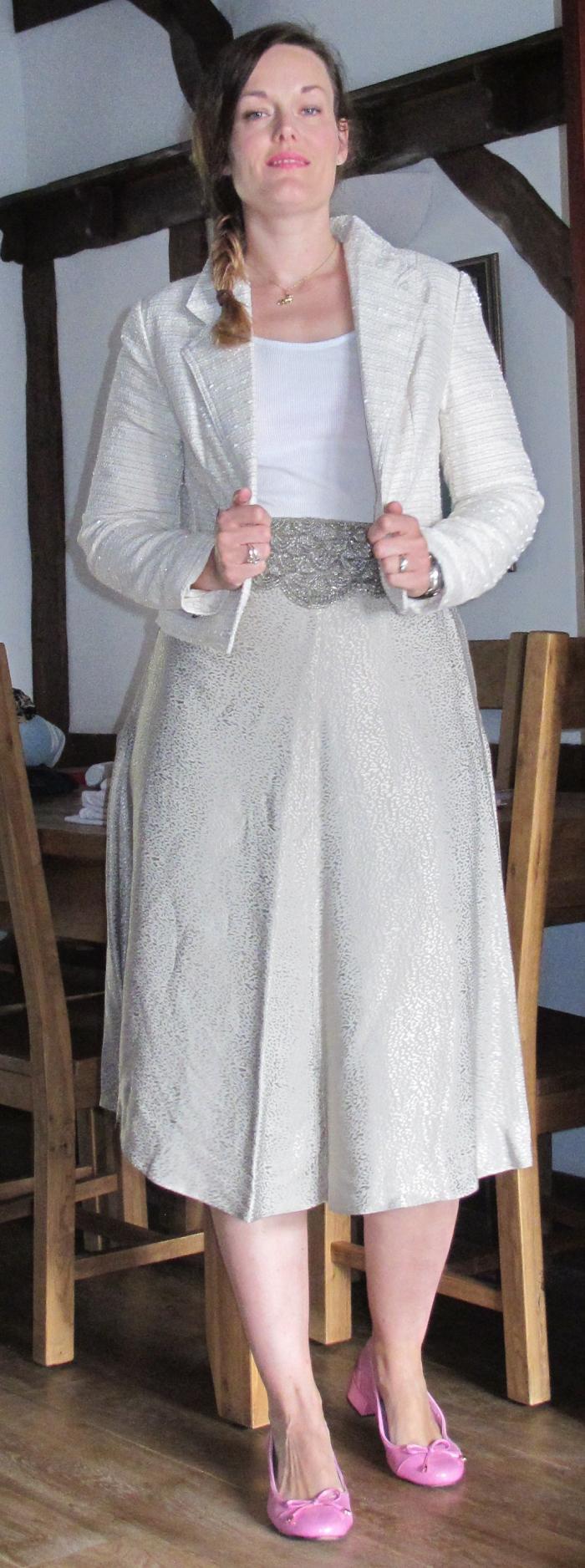 Tweed and Brocade