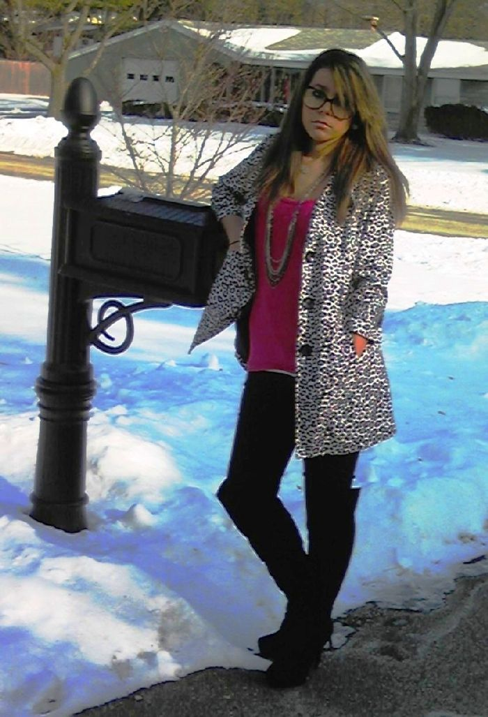Snowy Glam
