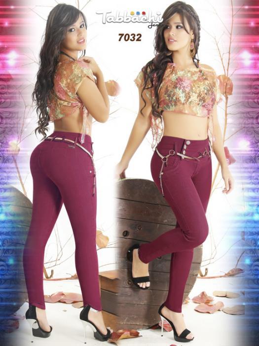 Tabbachi 7032 Butt Lifting Jeans