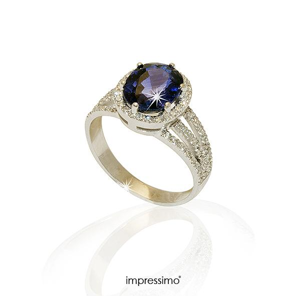 Golden Ring by Impressimo