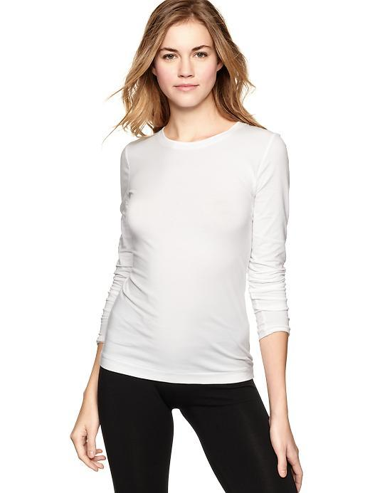 What to Expect Late 2012 Early 2013 - Stretch Fabric Mix T-Shirt