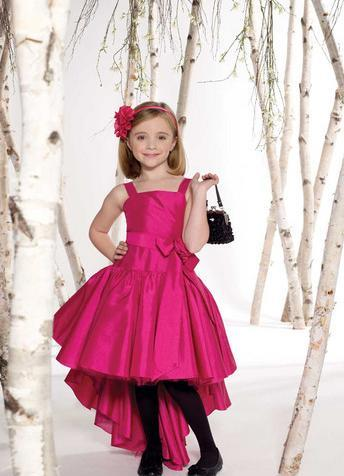 Flower Girl Dress with Sash