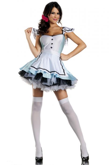 Alice in Wonderland Be Wicked Costume
