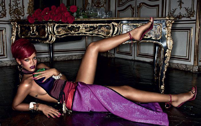 Rihanna has AMAZING style